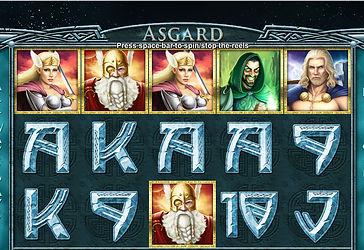 Asgard Online Pokies
