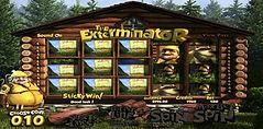 The Exterminator 3D Online slots