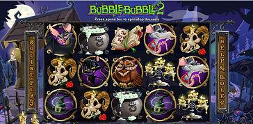 Bubble Bubble 2 Online Pokies