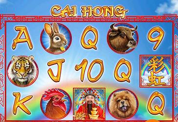 Cai Hong Online Pokies