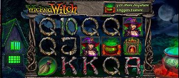 Wicked Witch Progressive Online Pokies