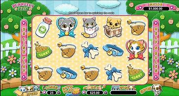 Purrfect Pets Progressive Online Slot