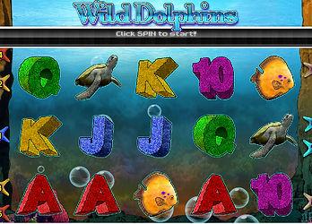 Wild Dolphins Online Pokies