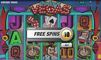 Vintage Vegas Online Slot