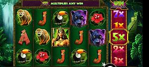Panther Queen Online Pokies