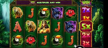 Panther Queen Online Pokies