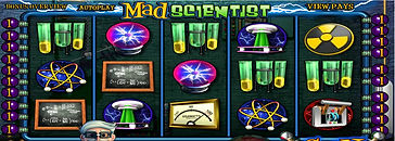 Mad Scientist 3D Online Pokies