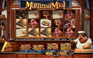 Mamma Mia 3D Online slots