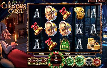 A Christmas Carol 3D Online Slot