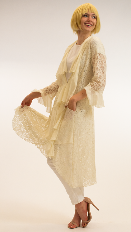 Alice Lace Duster