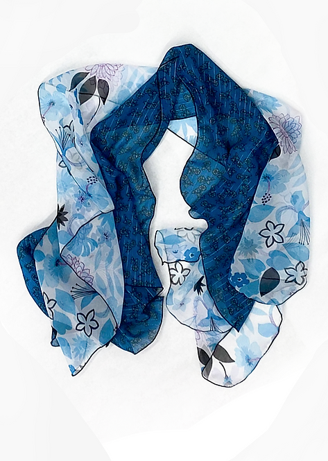 Sheer Scarf (Double)