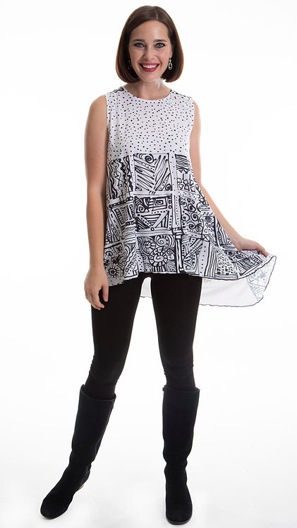 Dotty Block Tank