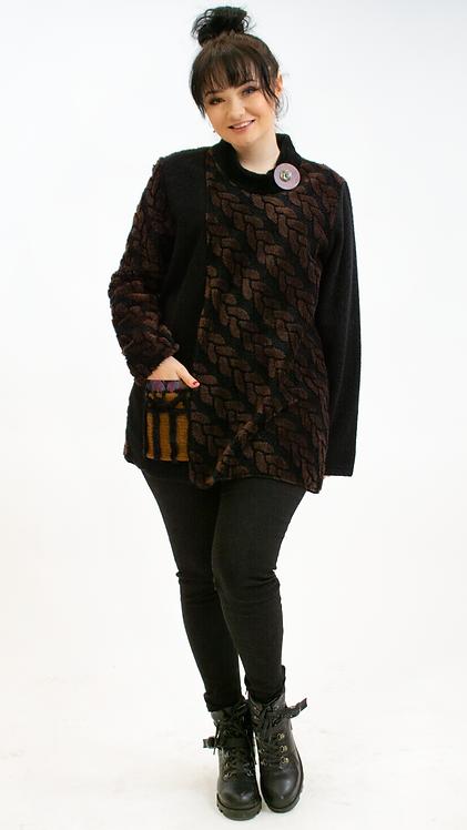 French Braid Sweater