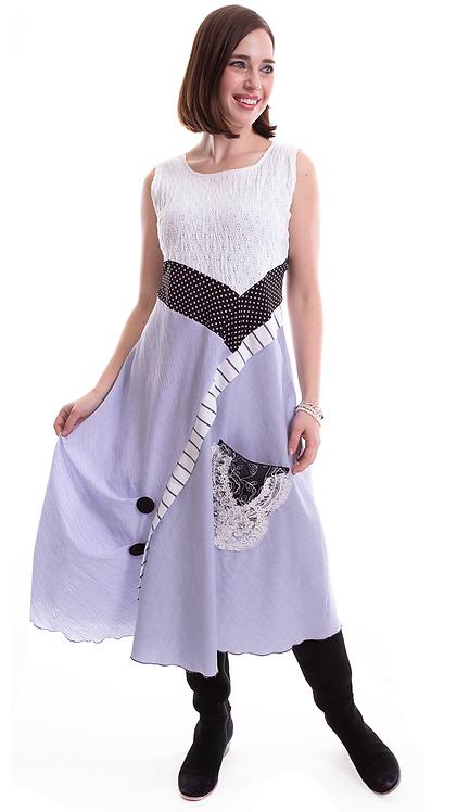 Oxford River Dress