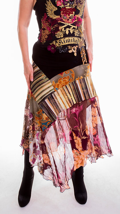 "Veena Skirt ""Earth"""
