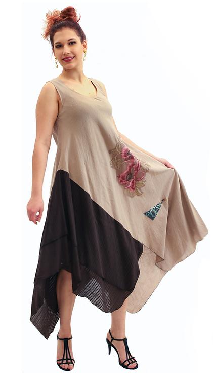 Camelia Dress