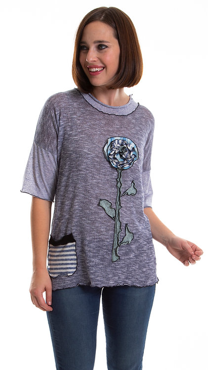 Moon Flower Top