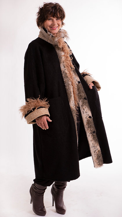 Ermine Coat