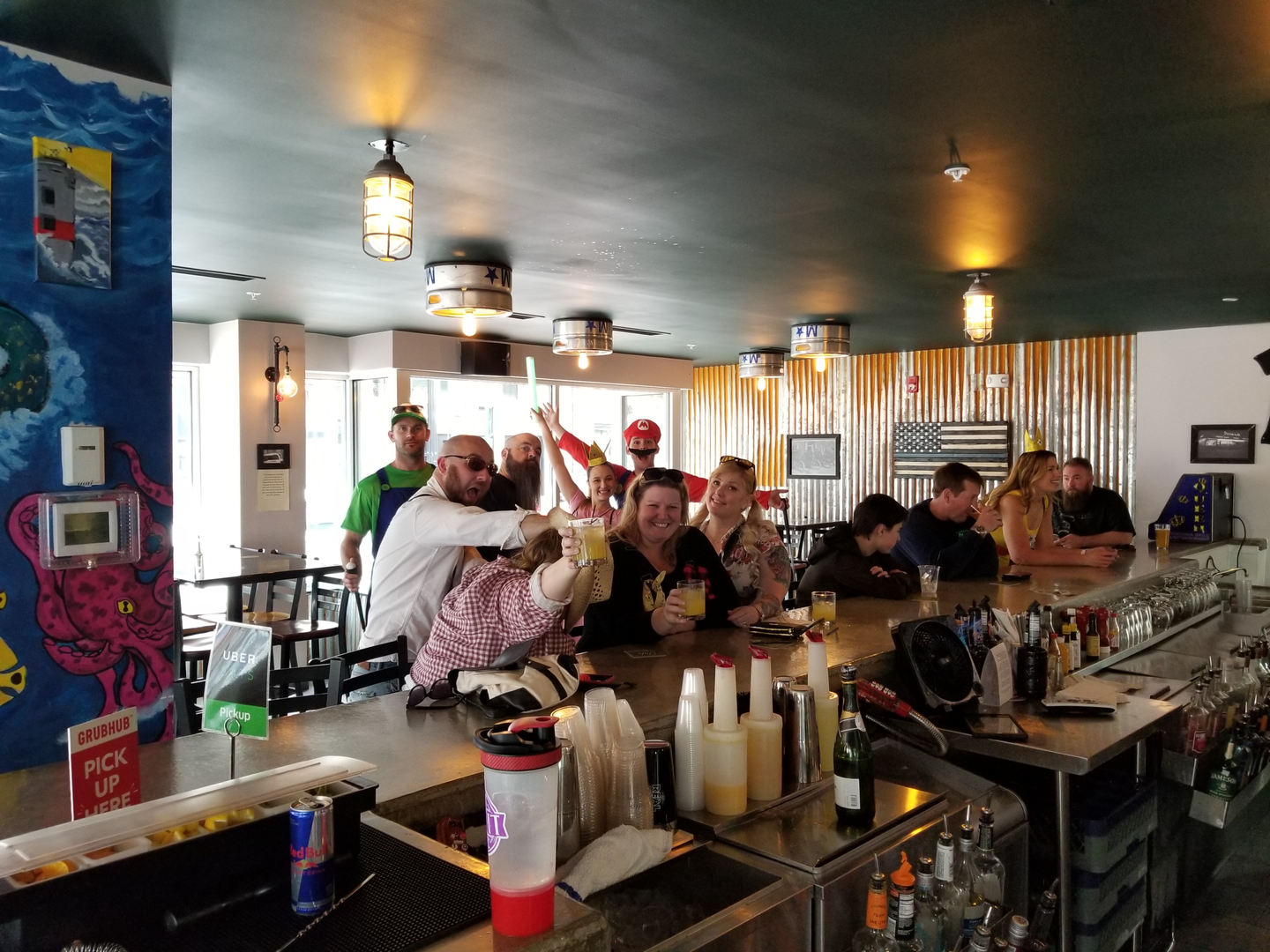 Barstool Open, at Tap It Local