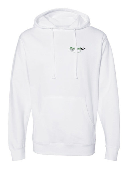 White Hoodies