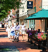 Historic Olde Towne Portsmouth, VA