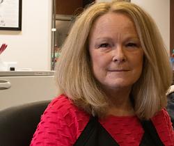 Carol Earnest, Salon Manager