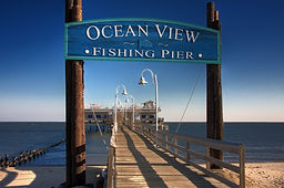 Ocean View Fishing Pier, Norfolk, VA