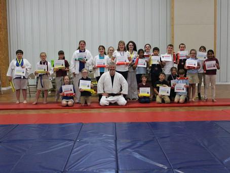 2019 Spring Judo Tournament