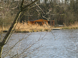 Lodge and Jetty