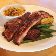 Sorrel Glazed Ribs - Monthly Special
