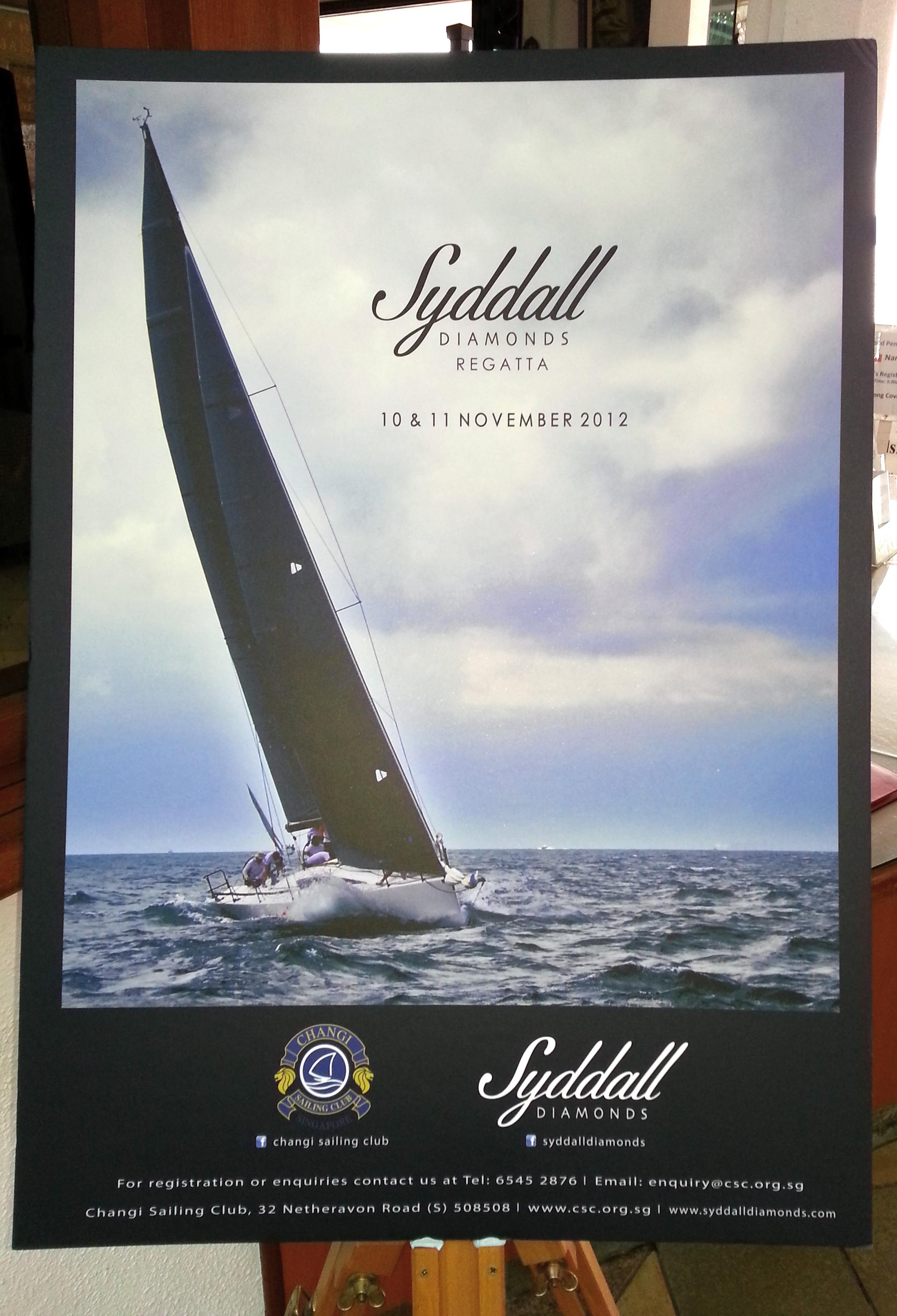 Syddall Regatta'12