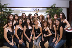 Caraters x Miss Universe'13