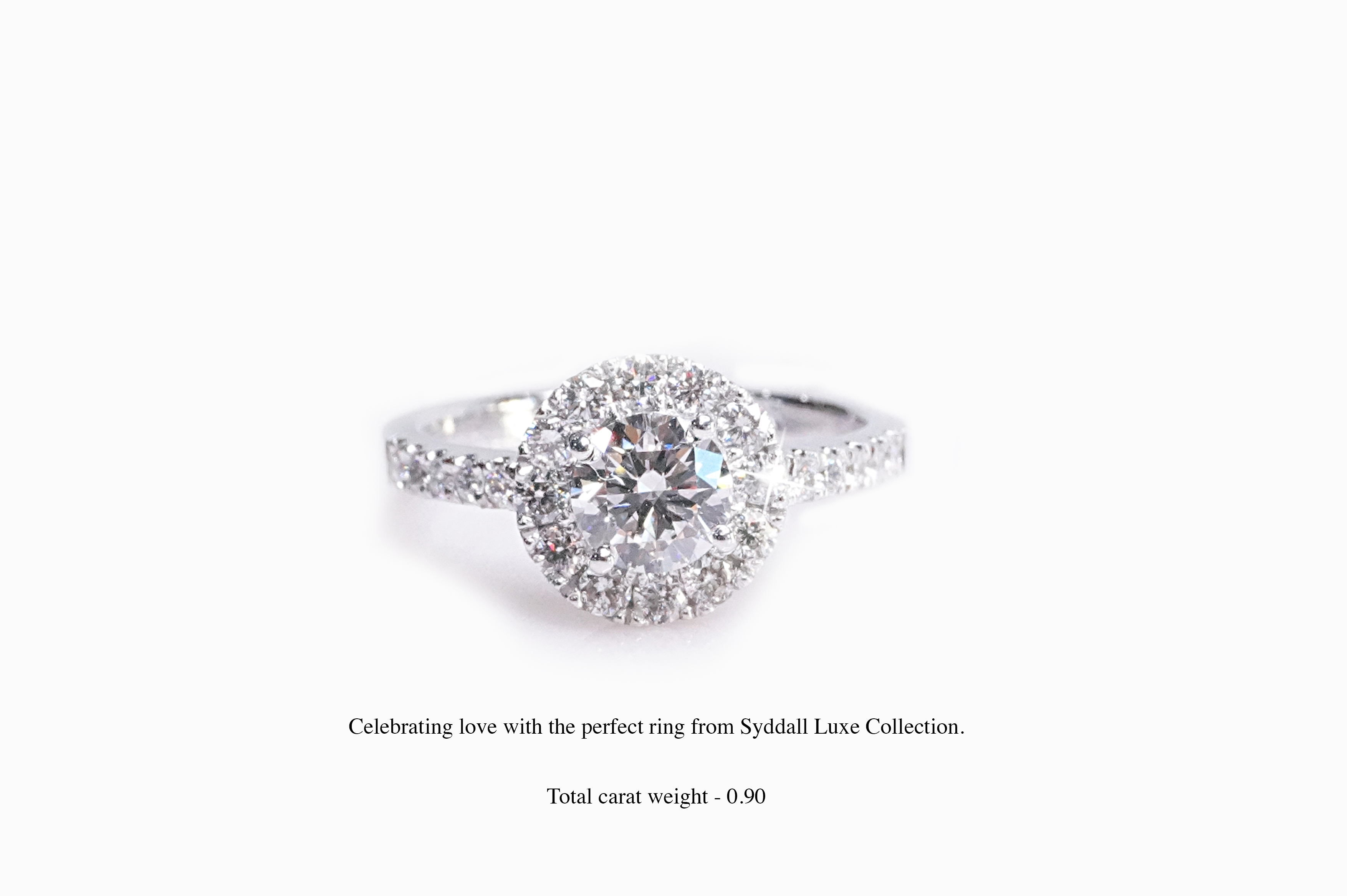 Customer's Nando Proposal Ring