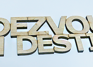 Rendezvous With Destiny -Natural Wood Edition