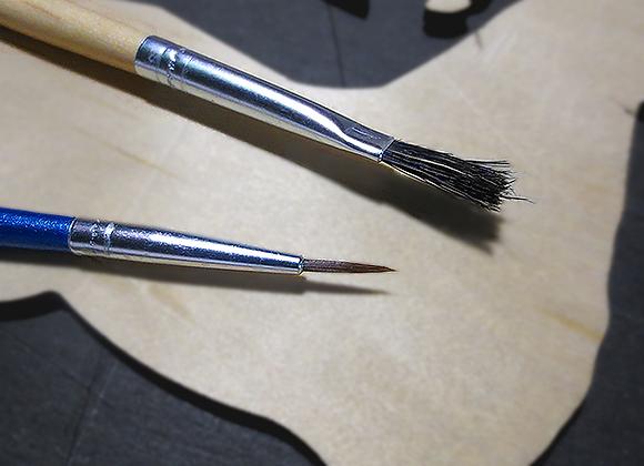 Additional Brushes