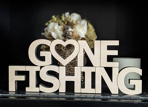 Fishing Is Where The Heart Is