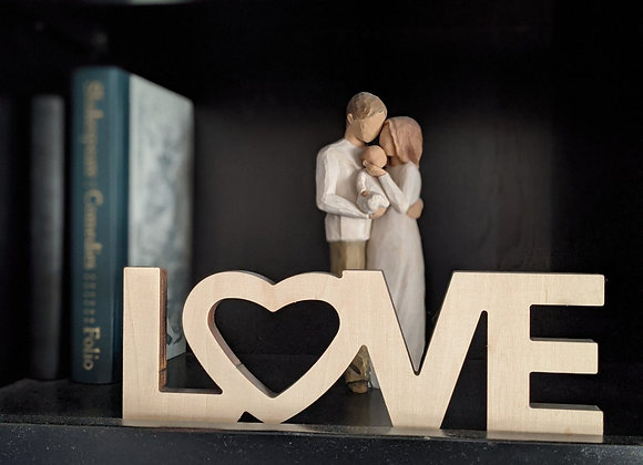 Love Is Where The Heart Is
