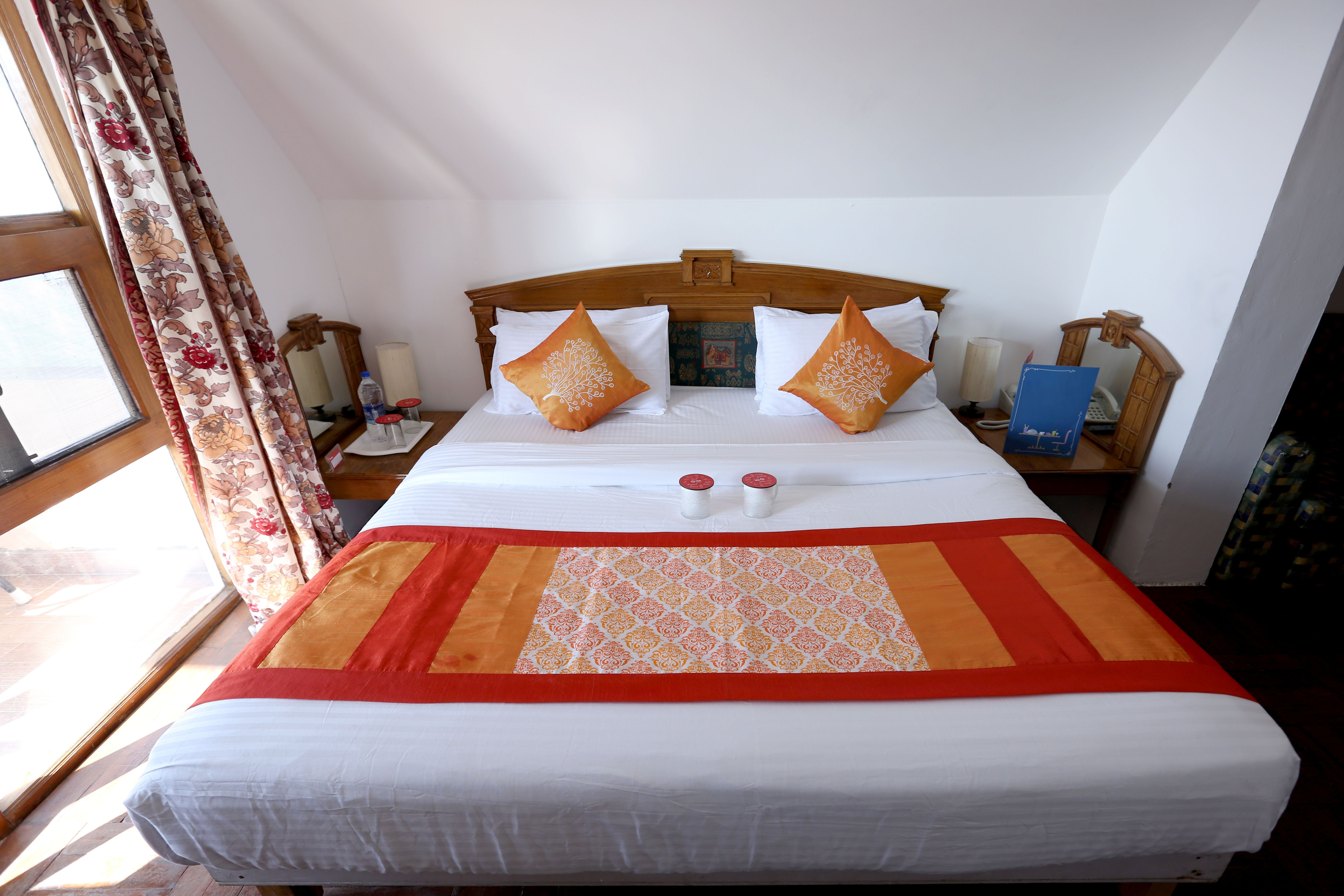 Deluxe Room at Hotel Chail Residency