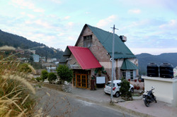 Hotel Chail Residency Exterior
