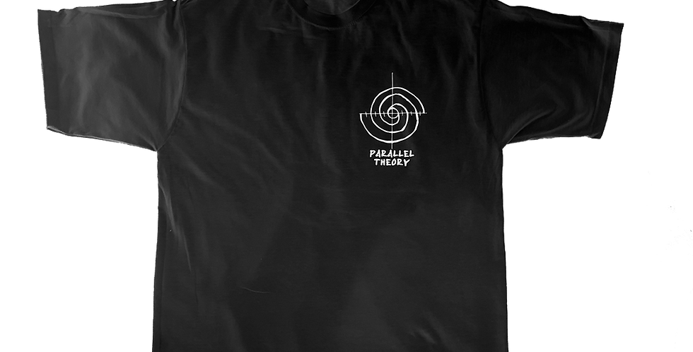 BLACK PROTECT YOUR ENERGY T-SHIRT