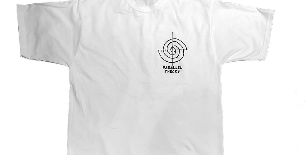 White Protect Your Energy T-Shirt