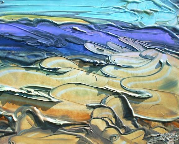 Restless Sand