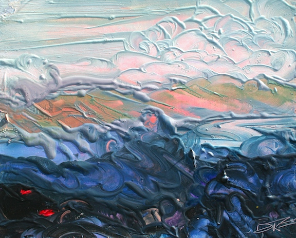 Stormy Morning II