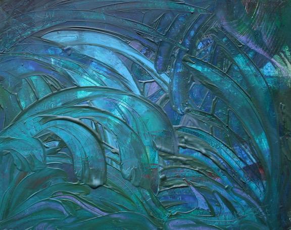 Plantscape Blue