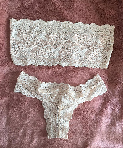 EMPIRE BRALETTE X LADY LUX G-STRING