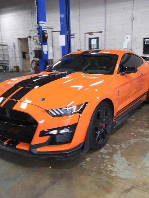 2020 Shelby Mustang