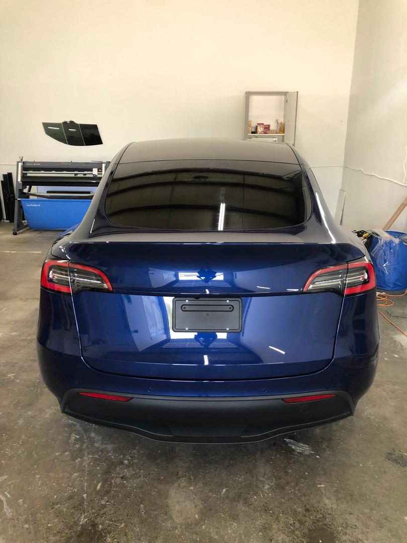 2020 Tesla Y Model
