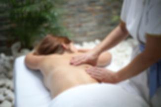 algarve  day spa massage