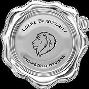 LOEWE BIOSECURITY Siegel Platin 1000x100