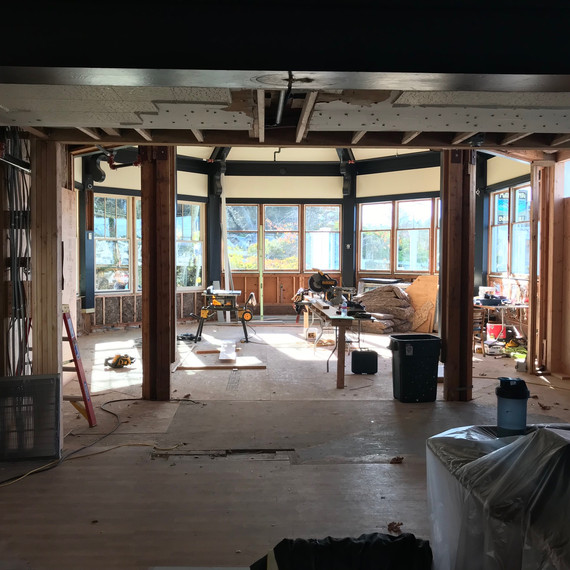 Madrona Bar & Grill Remodel 2018